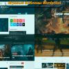 Лучшие игровые темы WordPress 2018