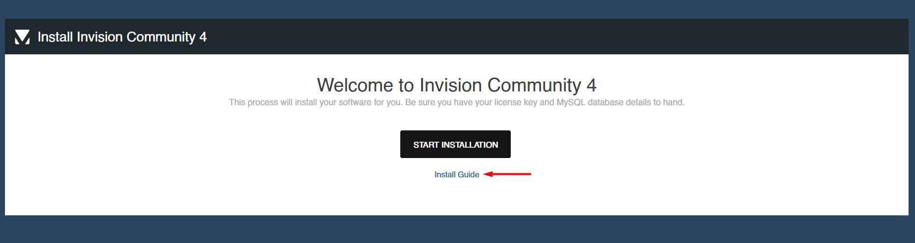 Установщик IPS Community Suite 4
