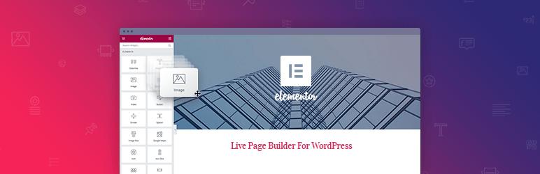 Elementor - конструктор сайтов и страниц