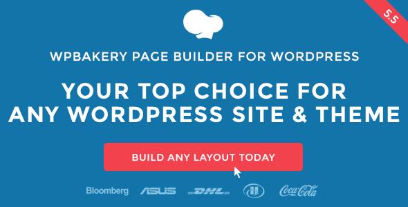 WPBakery Page Builder - премиум-конструктор для WordPress