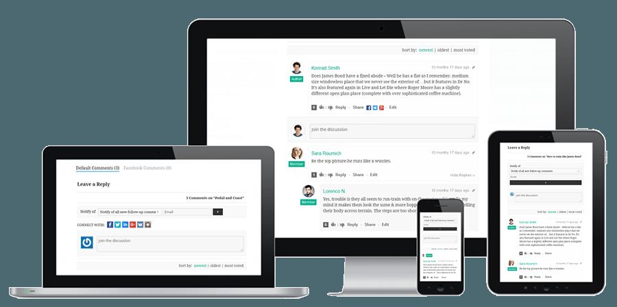 wpDiscuz - система комментариев для WordPress
